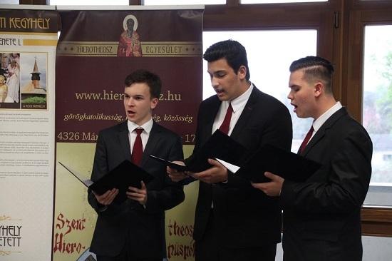 éneklő fiúk