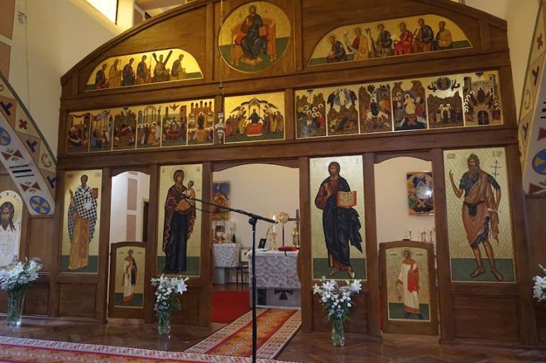 ikonosztázion